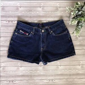 4 for $44 vintage tommy blue jean shorts